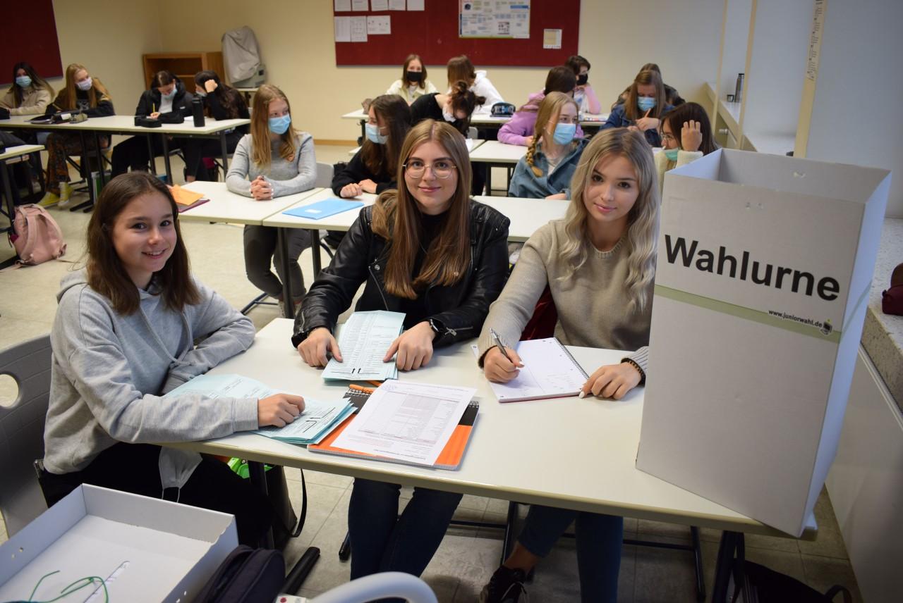 Schulprojekt zur politischen Bildung: Üben und Erleben von Demokratie